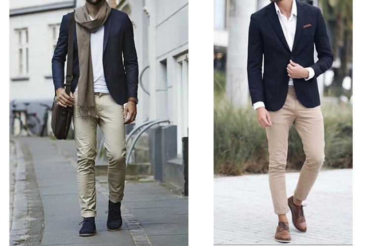 Looks Con Pantalones Chinos Para Hombre Sevillano Y Molina