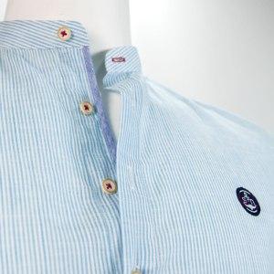Sevillano y Molina - Tienda online moda hombre - Camisa Palolem Turquesa - Poleras Hombre