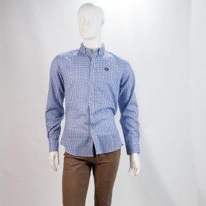 Sevillano y Molina - Tienda online moda hombre - Camisa Bora Bora Azulón - Poleras Hombre