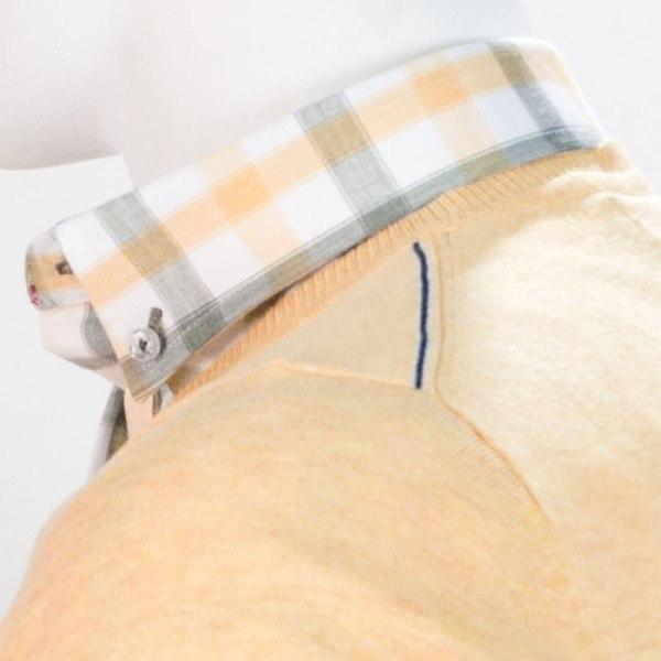 Sevillano y Molina – Tienda online moda hombre – Jerseys para hombre – Jersey Rangiroa Amarillo