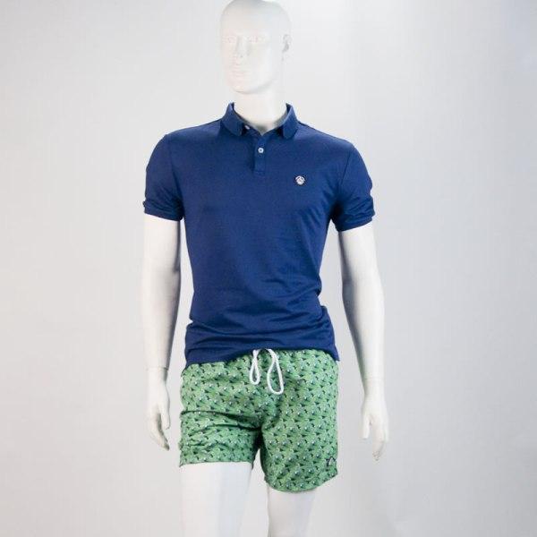 Sevillano y Molina – Bañador Unic Tucán Verde – Tienda online moda hombre