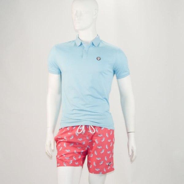 Sevillano y Molina – Bañador Angus Cab Mar Coral – Tienda online moda hombre