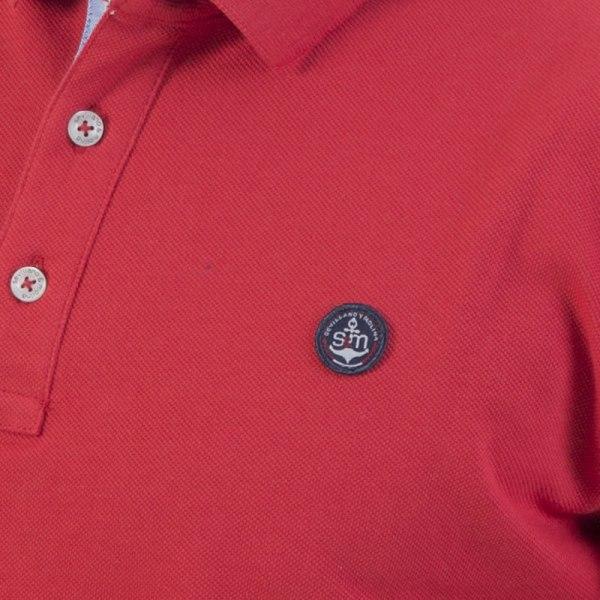 Sevillano y Molina – Tienda online moda hombre – Polo Altea Rojo