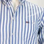 Sevillano y Molina - Camisa Elafonisi Azul