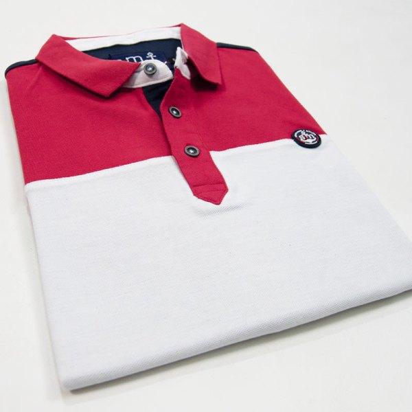 Sevillano y Molina – Polo Iguana Rojo