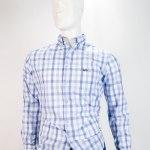 Sevillano y Molina – Camisa Corralejo Azul