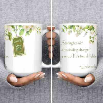 Jasmin Dragon Mug