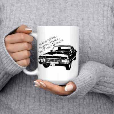 Family Business Mug