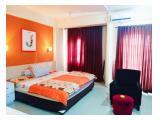 Sewa Harian Apartemen Center Point Bekasi - Tipe 2 Bedrooms Full Furnished Free Wifi & TV Cable