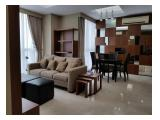 Fully Furnished 2BR apartemen size 83m2, Setiabudi Residence Tower B High Floor, kuningan  south Jakarta rasuna said & Fraser View