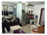 For Rent Apartment Sahid Sudirman Residence 1 BR / 2 BR / 3 BR Fully Furnished