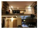 Di sewakan Apartemen City loft 1bedroom