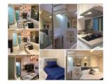 Jual & Sewa Harian / Bulanan / Tahunan Apartemen Bassura City Jakarta Timur – Studio / 1 / 2 / 3 BR Furnished & Unfurnished