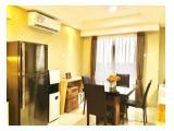 Sewa Apartemen Trivium Terrace - 3 BR convert to 2 BR - Spacious & Cozy, Rp 155 Mio per Year