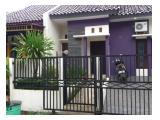Disewakan Rumah Di Perumahan Alam Depok Residence
