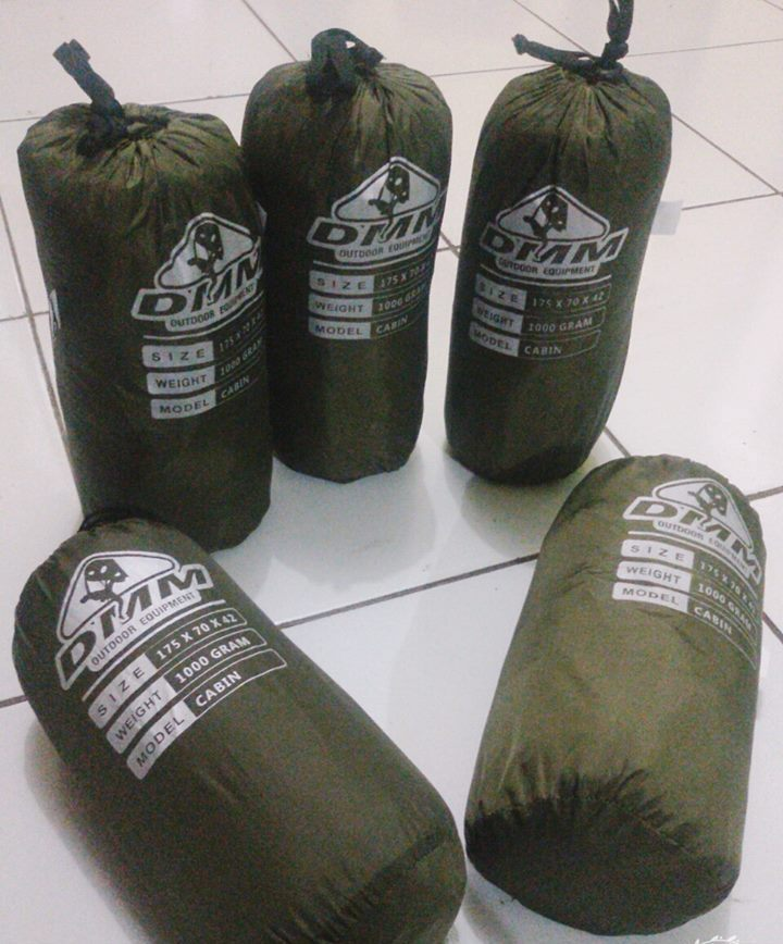 Sewa Sleeping Bag di Lampung