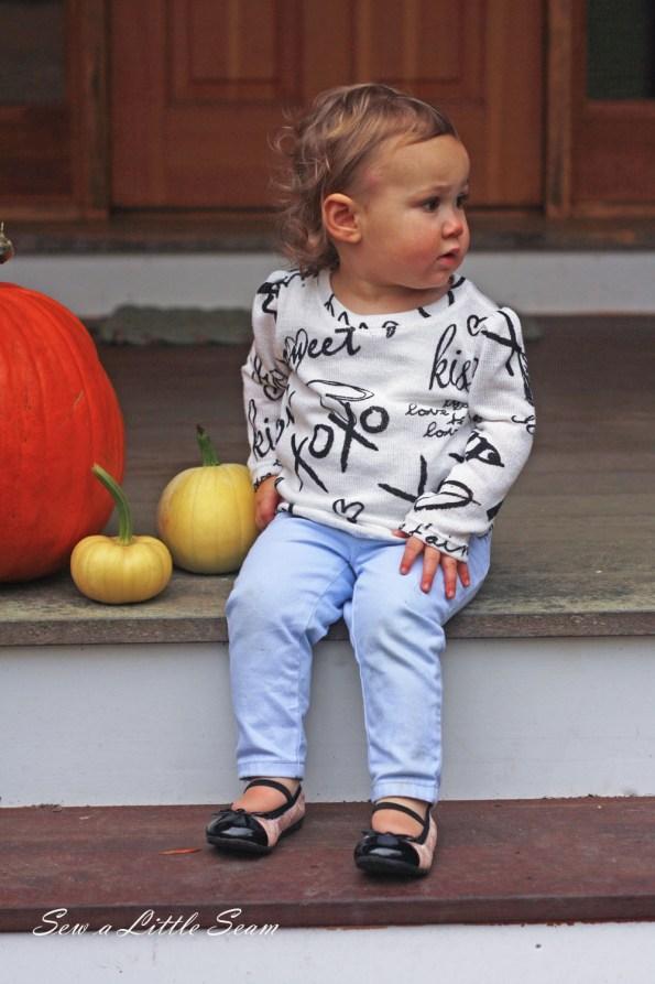 Sweater Pattern & Tutorial