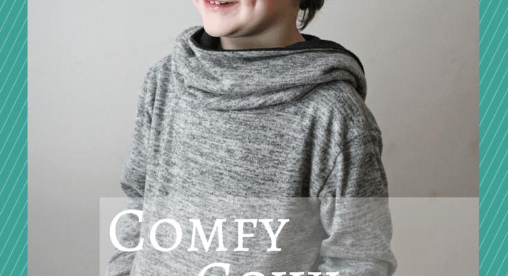 Comfy Cowl Hoodie