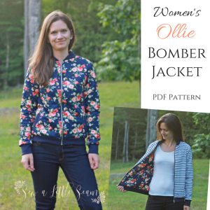 Women's Ollie Bomber Jacket