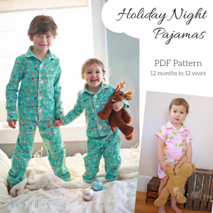 Holiday Night PJs