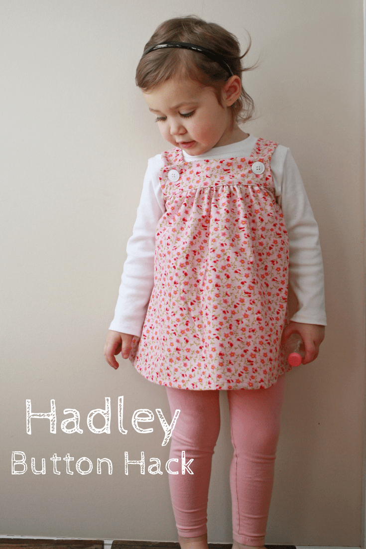 Hadley Pattern Button Hack