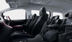 Sewa Mobil Bali Toyota Alphard Seat