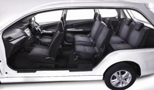 Sewa Mobil Bali Toyota Avanza Seat
