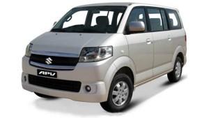 Sewa Mobil di Bali Dengan Sopir - APV 022016