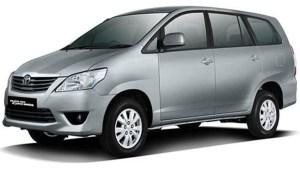 Sewa Mobil di Bali Dengan Sopir - Innova 022016