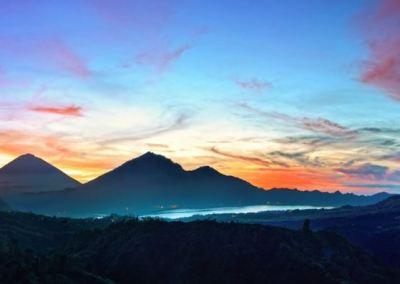 Desa Kintamani Bali Pemandangan Gunung Batur 01
