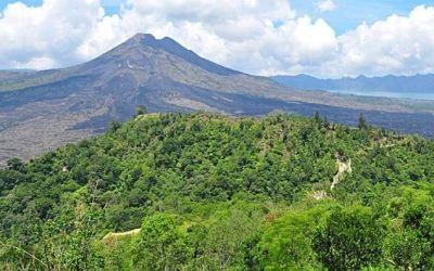 Desa Kintamani Bali Pemandangan Gunung Batur