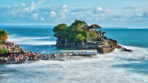 Pura Tanah Lot Bali New Feature