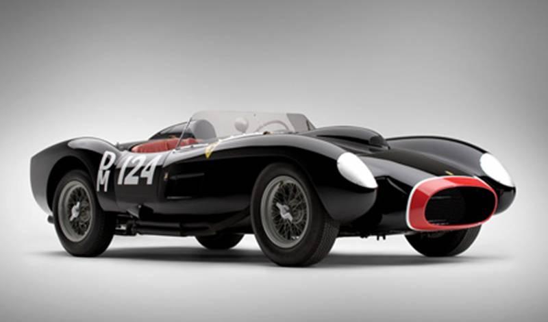 Mobil Termahal Di Dunia Ferrari 250 Testa Rossa