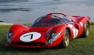 Mobil Termahal Di Dunia Ferrari 330 P4