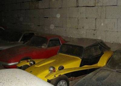 Mobil Mewah Antik