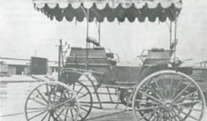 Sejarah Mobil Di Indonesia Mobil-Benz Phaeton Pakubuwono X 012015