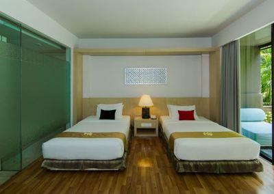 Hotel Le Grande Pecatu Bali Deluxe Room 03