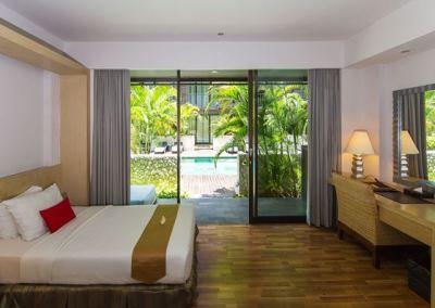 Hotel Le Grande Pecatu Bali Deluxe Room 06