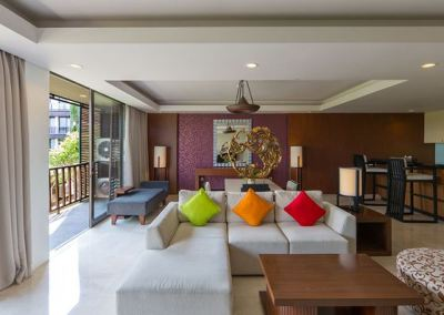 Hotel Le Grande Pecatu Bali One Bed Room 02