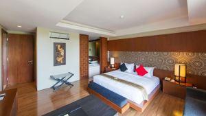 Hotel Le Grande Pecatu Bali One Bed Room 04