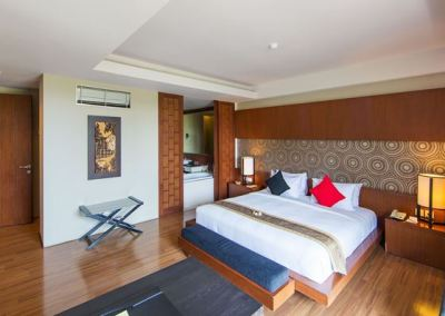 Hotel Le Grande Pecatu Bali One Bed Room 04