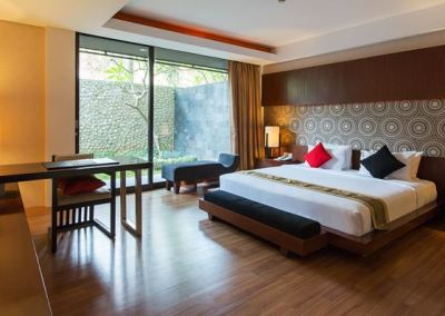 Hotel Le Grande Pecatu Bali Two Bed Room 02
