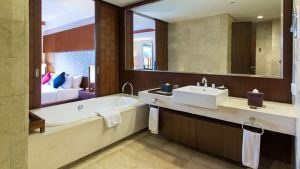 Hotel Le Grande Pecatu Bali Two Bed Room 03