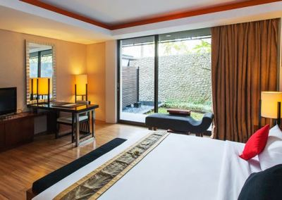 Hotel Le Grande Pecatu Bali Two Bed Room 05
