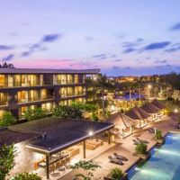 Hotel Le Grande Pecatu Bali di Uluwatu Dekat GWK