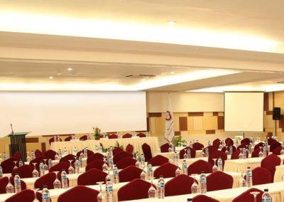 Hotel Le Grande Pecatu Uluwatu Bali Meeting Room 01