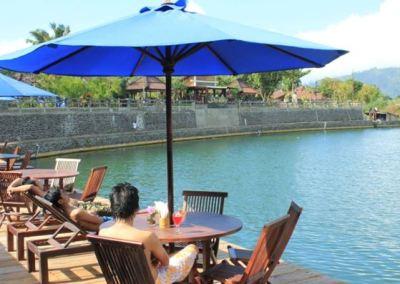 Wisata Air Panas Alami di Toya Bungkah, Batur, Kintamani BNHS1