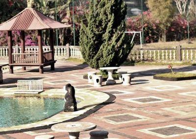 Wisata Air Panas Alami di Toya Bungkah, Batur, Kintamani PBHH3