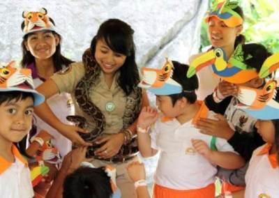 Bali Safari & Marine Park Harga Tiket Masuk Domestik 10