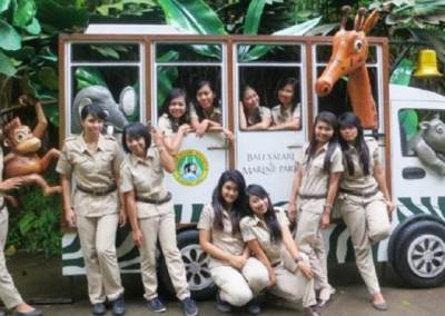 Bali Safari & Marine Park Harga Tiket Masuk Domestik 12